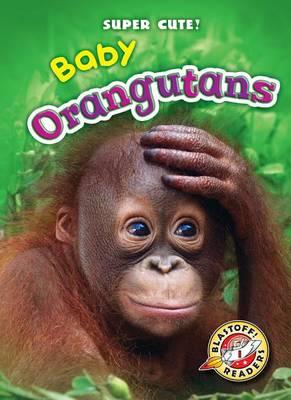 Baby Orangutans by Christina Leaf