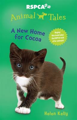 Animal Tales 9: A new home for Cocoa by Helen Kelly
