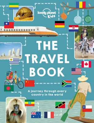 The Travel Book by Lonely Planet Kids