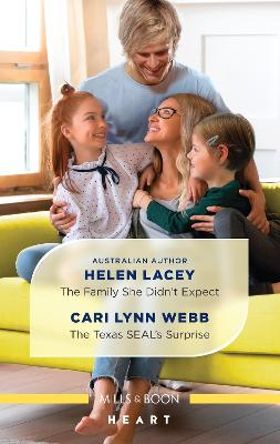 The Family She Didn't Expect/The Texas SEAL's Surprise book