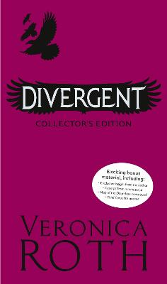Divergent Collector's edition book
