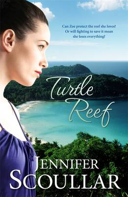 Turtle Reef by Jennifer Scoullar