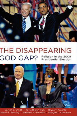 Disappearing God Gap? book
