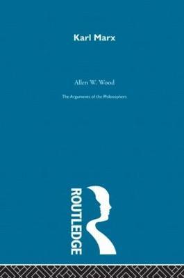 Marx Arg Philosophers book