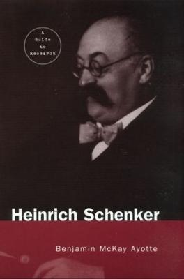 Heinrich Schenker by Benjamin Ayotte