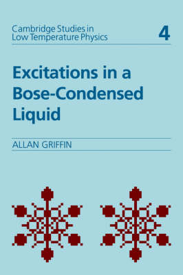 Excitations in a Bose-condensed Liquid book