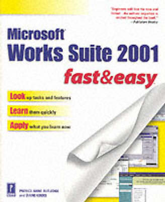 Microsoft Works Suite 2001 by Diane Koers