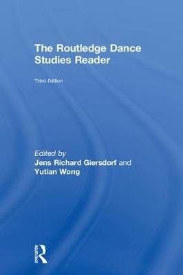 Routledge Dance Studies Reader book