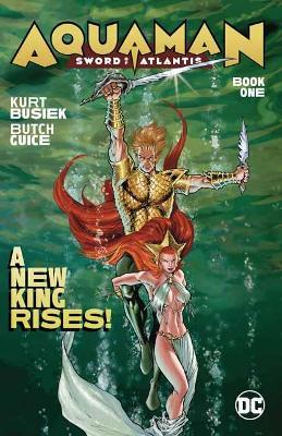 Aquaman: Sword of Atlantis Book One book