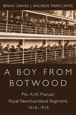 A Boy from Botwood by Andrew Traficante
