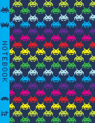 Space Invaders Journal (Large Paperback Edition) by Hardie Grant Books