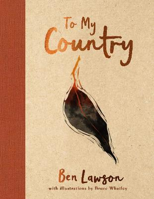 To My Country by Ben Lawson