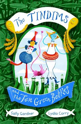 The Tindims and the Ten Green Bottles book