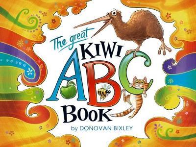 Great Kiwi ABC Book by Donovan Bixley