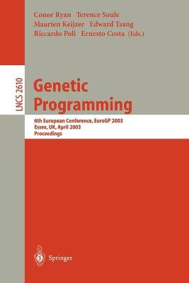Genetic Programming by Conor Ryan