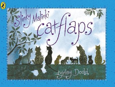 Slinky Malinki Catflaps book
