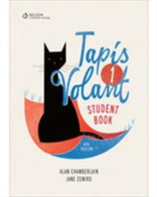 Tapis Volant 1 Student Book by Jane Zemiro