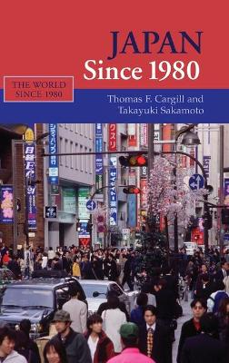 Japan since 1980 by Thomas F. Cargill