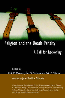 Religion and the Death Penalty by John D. Carlson
