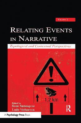 Relating Events in Narrative by Sven Stromqvist