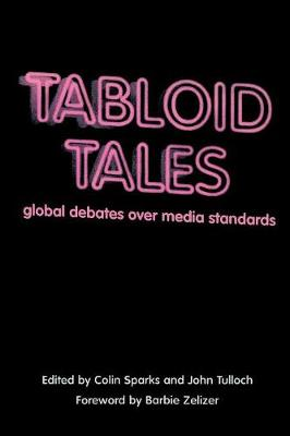 Tabloid Tales by Colin Sparks