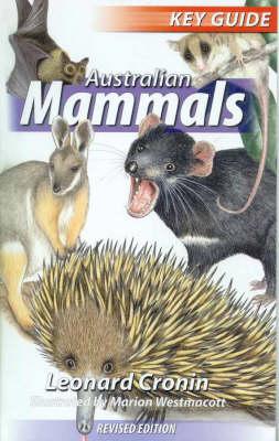 Australian Mammals by Leonard Cronin