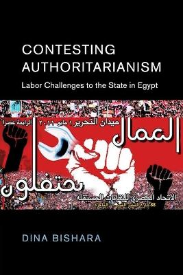 Cambridge Middle East Studies: Series Number 52: Contesting Authoritarianism: Labor Challenges to the State in Egypt by Dina Bishara