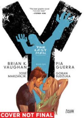 Y The Last Man TP Book Five book