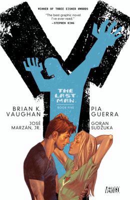 Y The Last Man TP Book Five by Brian K. Vaughan