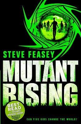 Mutant Rising by Steve Feasey