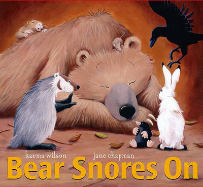 Bear Snores On by Wilson