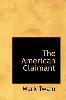 The American Claimant book
