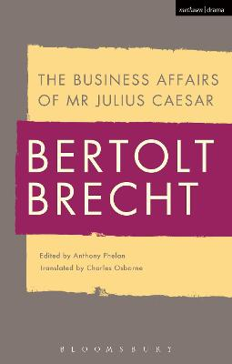 Business Affairs of Mr Julius Caesar by Anthony Phelan