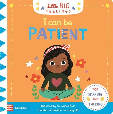 I Can Be Patient book