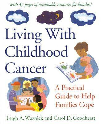 Living with Childhood Cancer book
