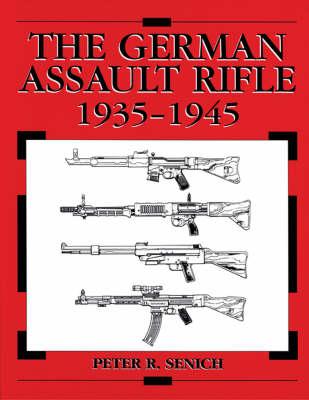 German Assault Rifle book