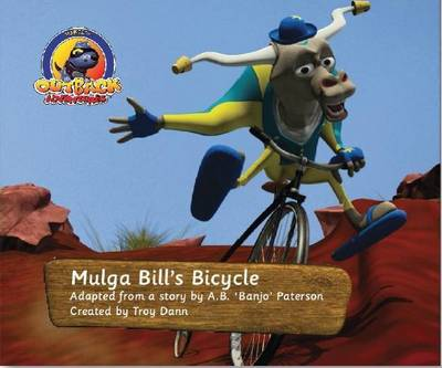 Mulga Bill's Bicycle book