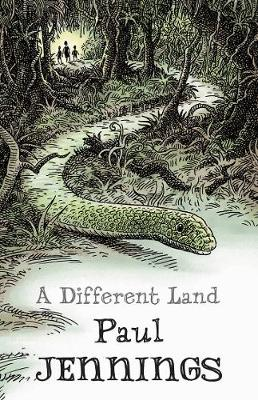 A Different Land by Geoff Kelly
