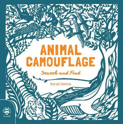 Animal Camouflage by Sam Hutchinson