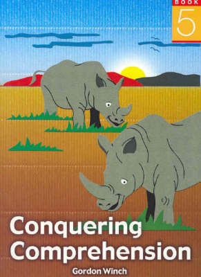 Conquering Comprehension book
