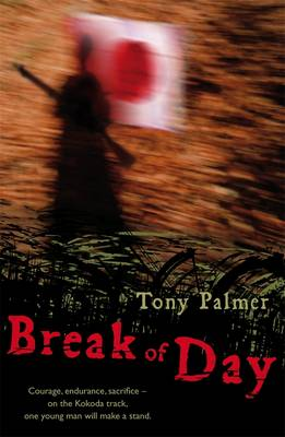 Break Of Day book