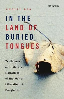 In the Land of Buried Tongues by Chaity Das