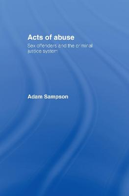 Acts of Abuse by Adam Sampson