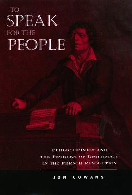 To Speak for the People book