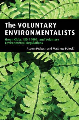 Voluntary Environmentalists book