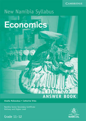 NSSC Economics Student's Answer Book by Gisella Muharukua