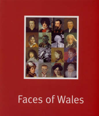 Faces of Wales by Ann Sumner
