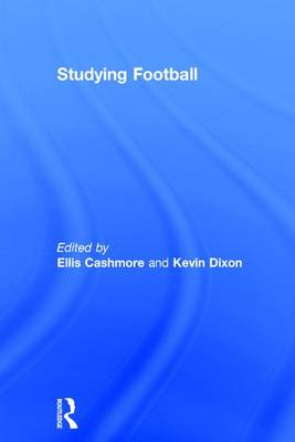 Studying Football by Ellis Cashmore