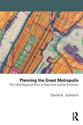 Planning the Great Metropolis book