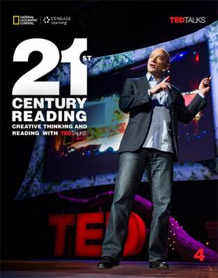 21st Century Reading 4: Creative Thinking and Reading with TED Talks by